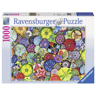 Beautiful Buttons 1000 Jigsaw Puzzle - Ravensburger - eBeanstalk