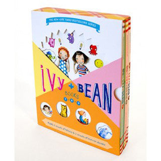 Ivy and Bean Box Set 3 - Chronicle Books - eBeanstalk
