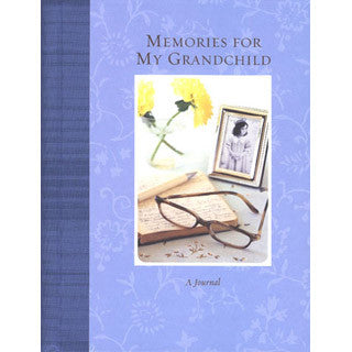Memories For My Grandchild - Chronicle Books - eBeanstalk