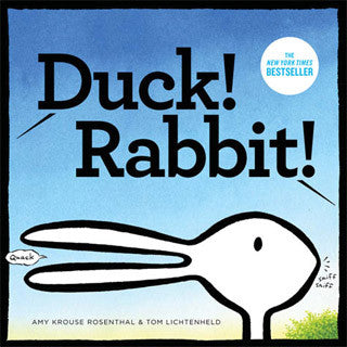 Duck Rabbit - Chronicle Books - eBeanstalk