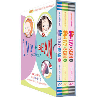Ivy & Bean 2nd Boxed Set - Chronicle Books - eBeanstalk