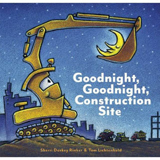Goodnight Goodnight Construction Site - Chronicle Books - eBeanstalk