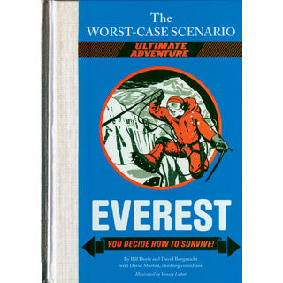 Worst Case Scenario - EVEREST - Chronicle Books - eBeanstalk
