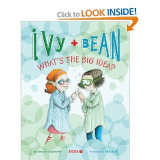 Ivy And Bean Book 7 - Hardcover - Chronicle Books - eBeanstalk
