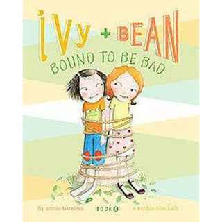 Ivy And Bean Book 5 - Hardcover - Chronicle Books - eBeanstalk