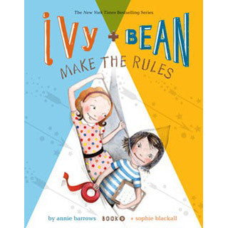 Ivy & Bean Book 9 - Hardcover - Chronicle Books - eBeanstalk
