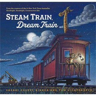 """Steam Train, Dream Train "" - eBeanstalk"