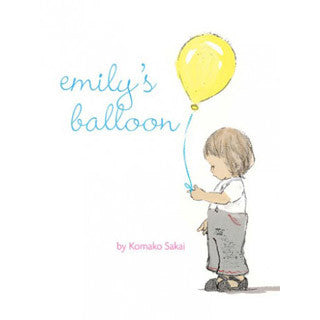 Emilys Balloon - Chronicle Books - eBeanstalk