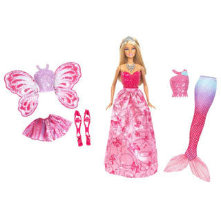 Barbie Royal Dress Up Doll - Barbie - eBeanstalk