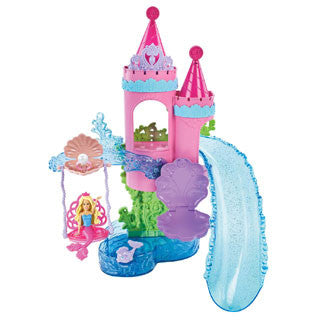 Barbie Splash N Slide Castle - Barbie - eBeanstalk