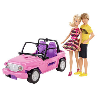 Barbie Beach Cruiser - Barbie - eBeanstalk