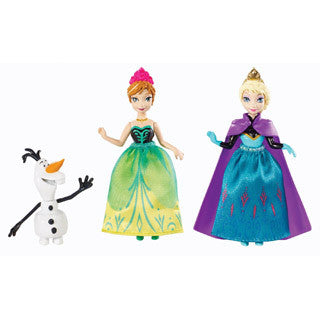 Disney Frozen Royal Sisters Gift Set - Mattel - eBeanstalk