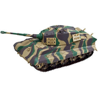 King Tiger Tank Battery Powered - Wow Toyz - eBeanstalk