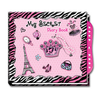 Passcode Secret Journal Book - Hot Focus - eBeanstalk