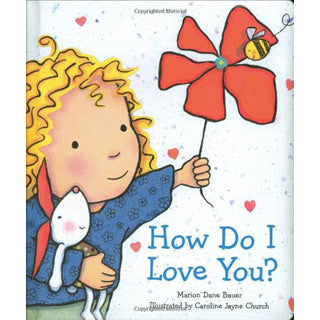 How Do I Love You - Scholastic - eBeanstalk