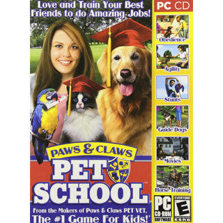 Paws and Claws: Pet School Computer Game - Scholastic - eBeanstalk