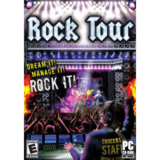 Rock Tour Tycoon Computer Game - Scholastic - eBeanstalk