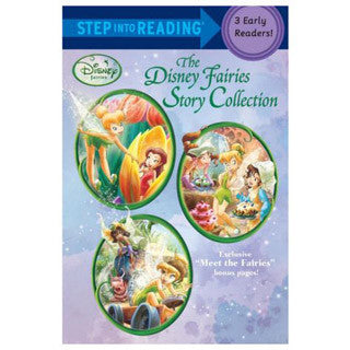 Disney Fairies Story Collection Step into Reading - Scholastic - eBeanstalk