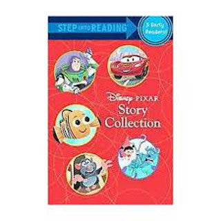 Disney Pixar Story Collection Step into Reading - Scholastic - eBeanstalk