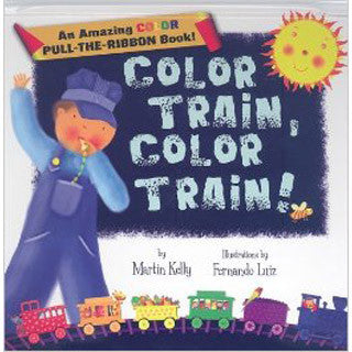 Color Train Color Train - Scholastic - eBeanstalk