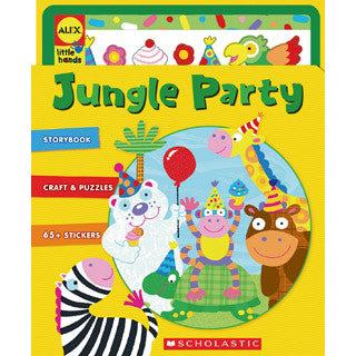 Alex Toys Jungle Party - eBeanstalk