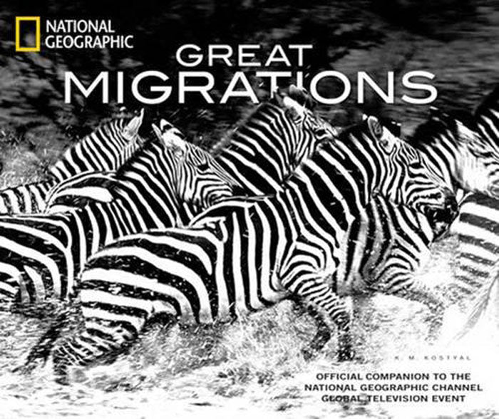 Great Migrations National Geographic
