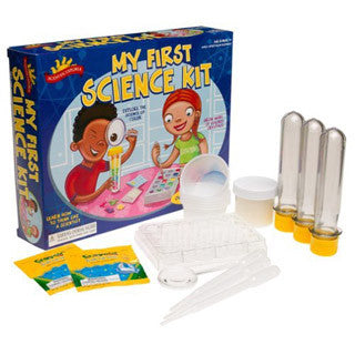 My First Science Kit - Scientific Explorer - eBeanstalk