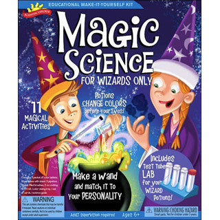 Magic Science For Wizards Only - Scientific Explorer - eBeanstalk
