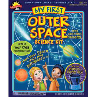 My First Outer Space Science Kit - Scientific Explorer - eBeanstalk