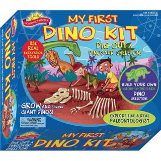 My First Dino Science Kit - Scientific Explorer - eBeanstalk