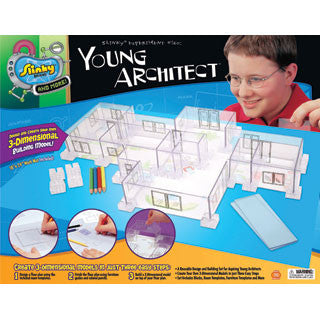 Young Architect - Poof Slinky - eBeanstalk