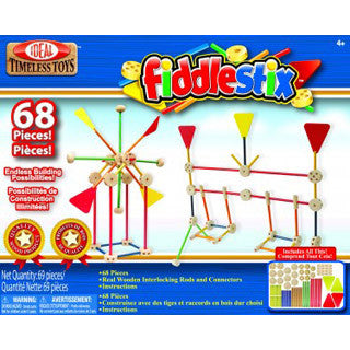 Fiddlestix 68 Pc Set - Poof Slinky - eBeanstalk