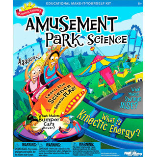 Scientific Explorer Amusement Park Science Kit - Poof Slinky - eBeanstalk