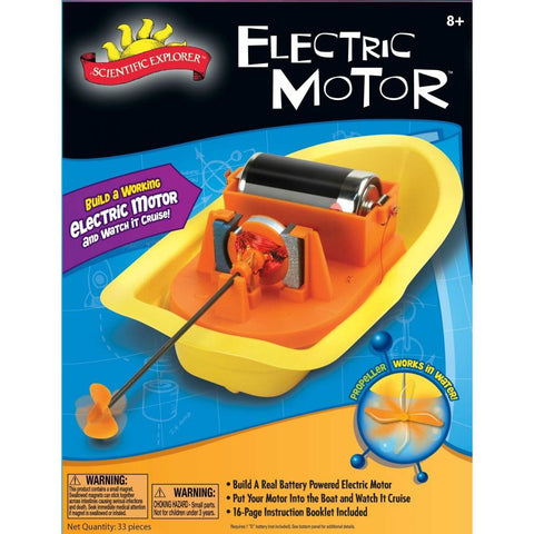 Scientific Explorer Electric Motor