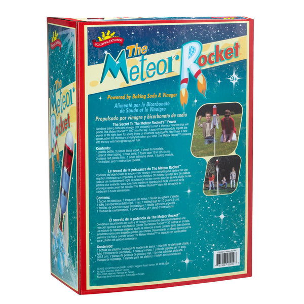 Scientific Explorer The Meteor Rocket Science Kit