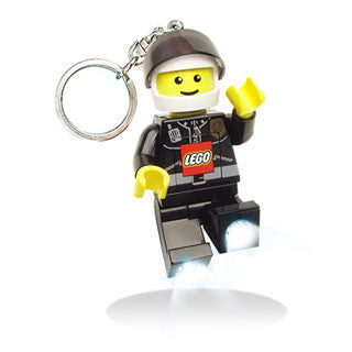 Lego Key Chain Light - Policeman - Lego - eBeanstalk