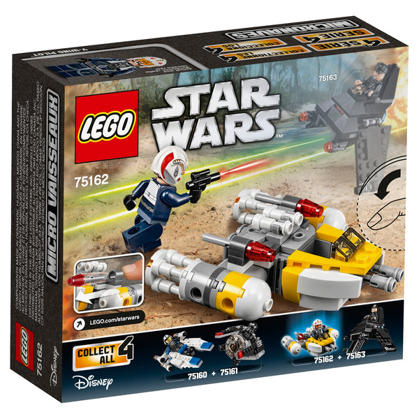 Lego Star Wars Y wing Microfighter