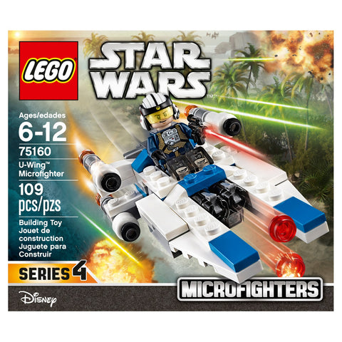 Lego Star Wars U wing Microfighter
