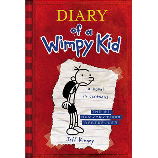 Diary Of A Wimpy Kid - Abrams Books - eBeanstalk