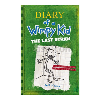 Diary Of A Wimpy Kid The Last Straw - Abrams Books - eBeanstalk