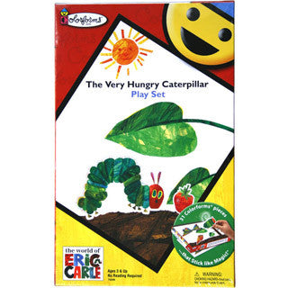 The Very Hungry Caterpillar 3-D Playset - University Games - eBeanstalk