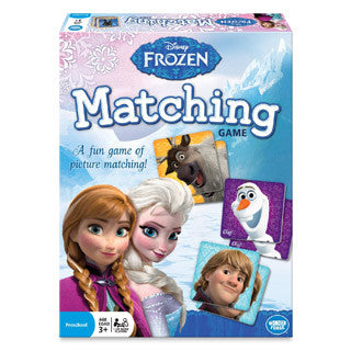 Disney Frozen Matching Game - I Can Do That - eBeanstalk