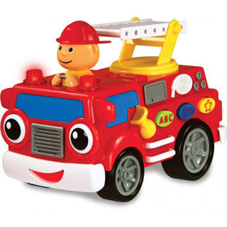 On the Go Fire Truck - The Learning Journey - eBeanstalk