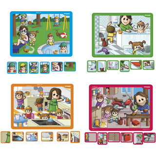 Magnetic Boards At Home - Miniland Educational - eBeanstalk