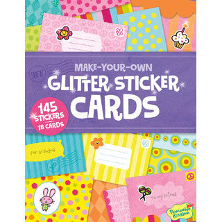 Make Your Own Glitter Cards - Peaceable Kingdom Press - eBeanstalk