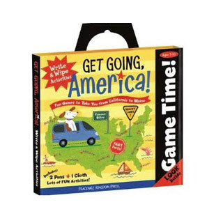 Get Going America - Peaceable Kingdom Press - eBeanstalk