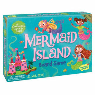 Mermaid Island - Peaceable Kingdom Press - eBeanstalk