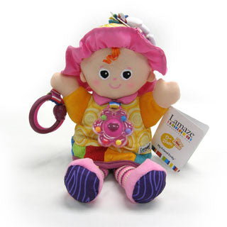 My Friend Emily Doll - Lamaze - eBeanstalk