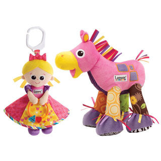 Pretend & Play Princess & Pony - Lamaze - eBeanstalk
