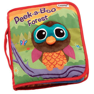 Peek A Boo Forest Book - Lamaze - eBeanstalk